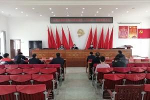 新邵县迎光乡举行高标准农田建设项目(2020年)规划筹备会议