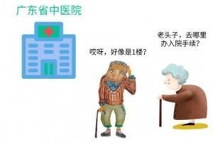 广东省中医院又出便民好消息三步自助处理入院